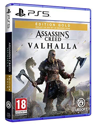 [Précommande] Assassin's Creed Valhalla Édition Gold sur PS5