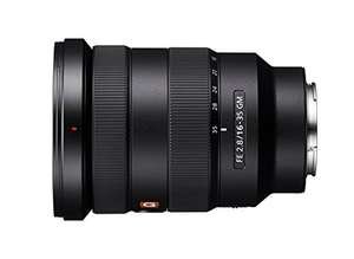 Objectif Sony 16-35mm f 2.8 GM pour appareil photo Hybride - Monture FE