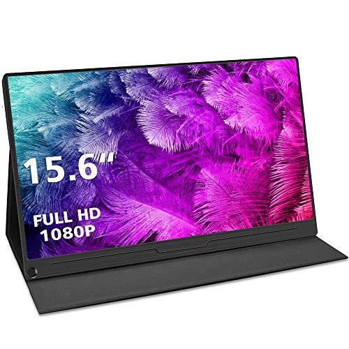"Écran portable 15,6"" Uperfect - Full HD, Dalle IPS, USB-C, HDMI (Via Coupon - Vendeur Tiers)"