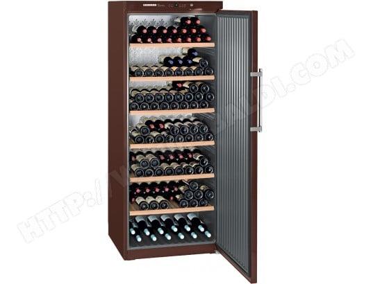 Cave à vin de vieillissement Liebherr WKT6451-21 - 312 bouteilles