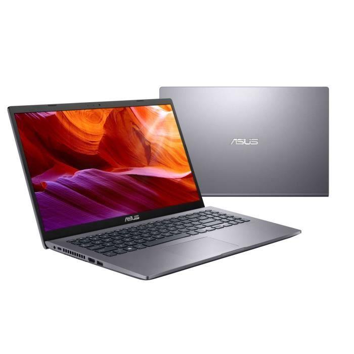 """PC Portable 15.6"""" Asus R509JA-EJ145T - Full HD, i3-1005G1, 8 Go RAM, 256 Go SSD + 1 To HDD, W10 (+25€ en cagnotte fidélité via dépot d'avis)"""