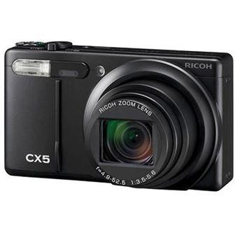Appareil photo numérique compact Ricoh CX5 Noir