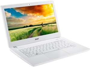 "PC Portable 13.3"" Acer Aspire V3-371-395V - Intel i3-5005U, 4 Go de Ram, SSD 128 Go, Intel HD Graphics 5500"