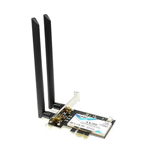 Carte réseau Wi-FI sans Fil MQ AX200 (Vendeurs tiers)