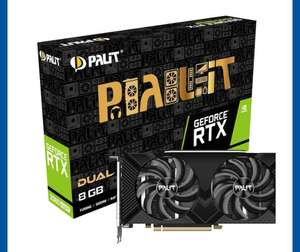 Carte Graphique GeForce RTX 2060 Super Dual - 8Go (Frontaliers Suisse)