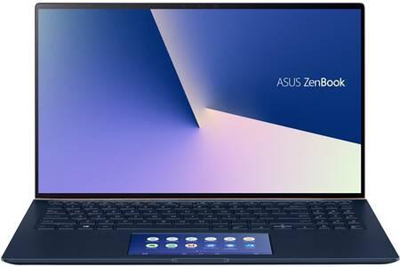 "PC Portable 15,6"" Asus Zenbook UX534FA-AA172T - Full HD, i7-10510U, 16 Go RAM, 1 To SSD, Windows 10"