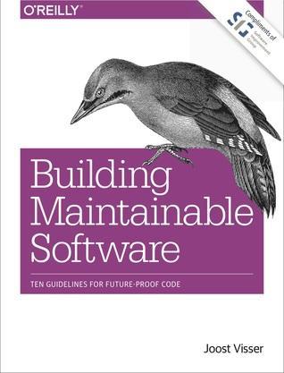 eBook : Building Maintainable Software (Anglais, Java) gratuit