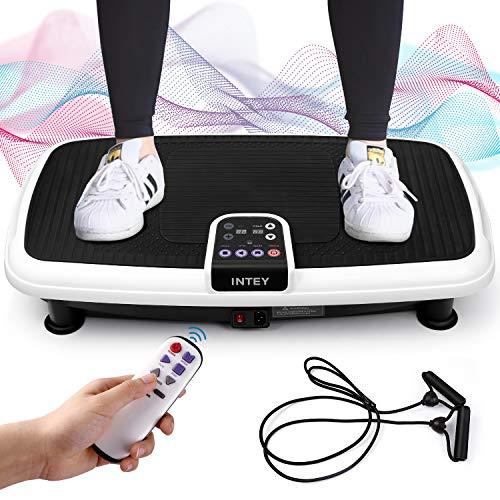 Plateforme Vibrante Oscillante INTEY pour Fitness (Vendeur Tiers)
