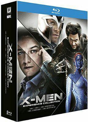 Coffret intégrale X-men - Coffret 5 Blu-ray