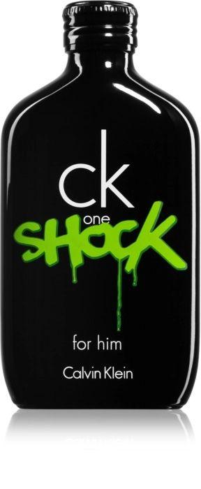 Eau de toilette Calvin Klein ck one shock - 200 ml