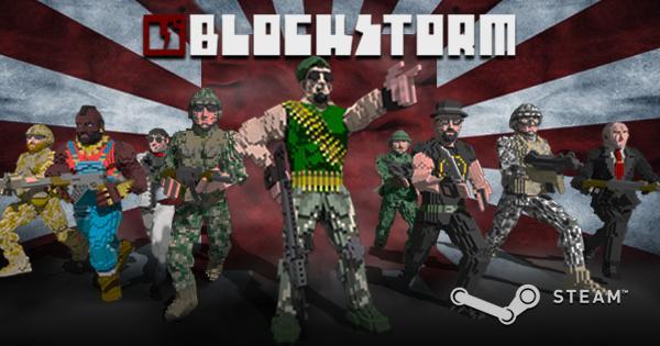 Jeu Blockstorm (dématérialisé - Steam)