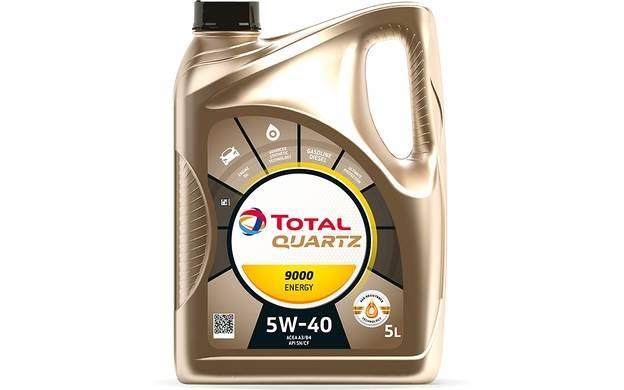 Huile Total Quartz 9000 5w40 - 5L
