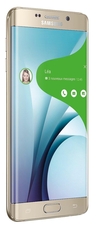 Smartphone Samsung Galaxy S6 Edge Plus - 32 Go (ODR de 70)