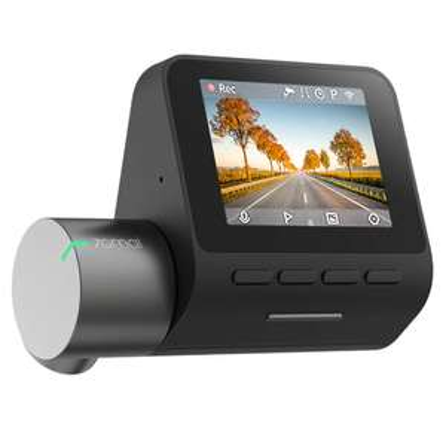 Caméra embarquée Dashcam 70mai Midrive D02 Pro (Xiaomi Youpin) - 2592 x 1944, Capteur Sony IMX335, FOV 140° / F1.8