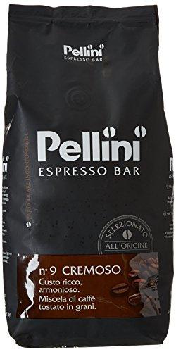 Café en grain Pellini Cremoso N°9 - 1 Kg