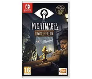 Little Nightmares - Complete Edition sur Nintendo Switch