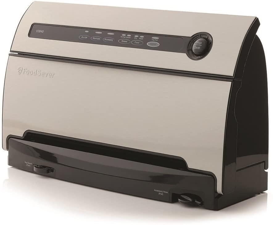 Machine sous vide automatique Food Saver V3840-I