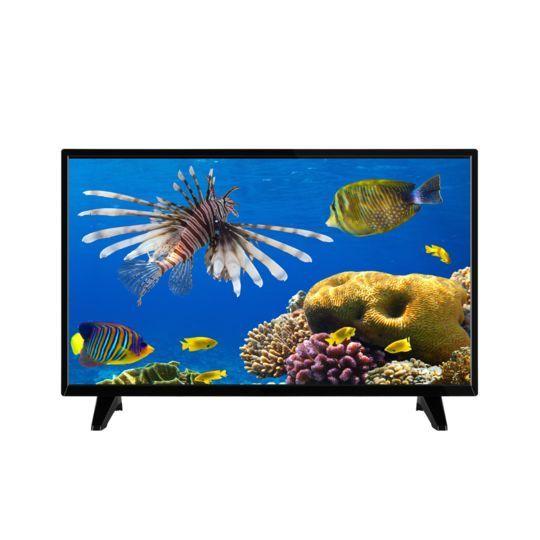 """TV 32"""" Clayton CL32DLED20B - LCD, LED, Tuner TNT HD intégré, 2xHDMI"""