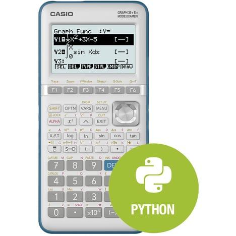 Calculatrice graphique Casio Graph 35+E II (Via ODR 10€)