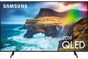 "TV QLED 55"" Samsung QE55Q70R - 4K UHD, HDR1000, Smart TV (Retrait magasin uniquement)"