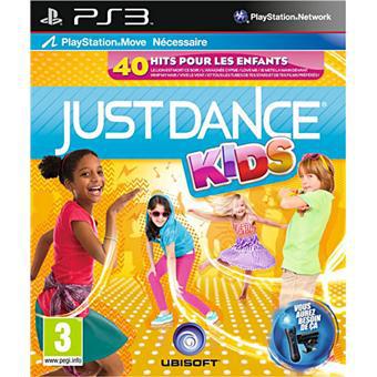 Just Dance Kids sur PS3