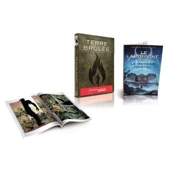 [Adhérents] Précommande : Coffret Blu-ray Steelbook Le Labyrinthe 2 - La Terre Brûlée Edidion Collector + 10€ sur la carte