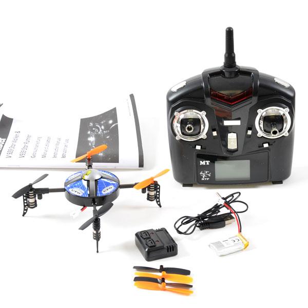 Pré-commande : Quadcopter Star Walker pret à voler avec radiocommande avec code promo