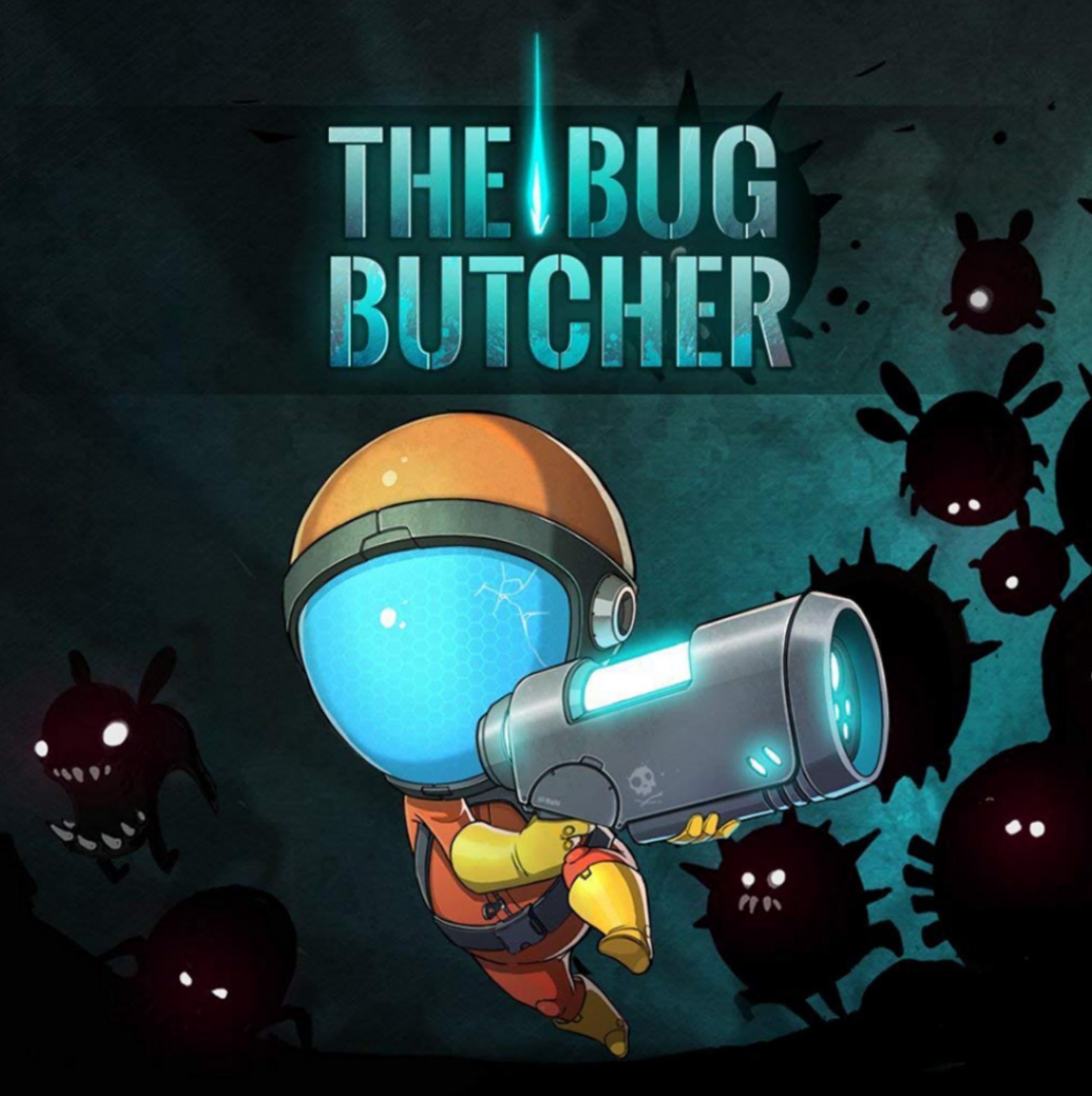 Jeu The Bug Butcher (Pang-like) sur Switch (Dématérialisé eShop Sud-Africain) - aussi à 2.95€ sur eShop France