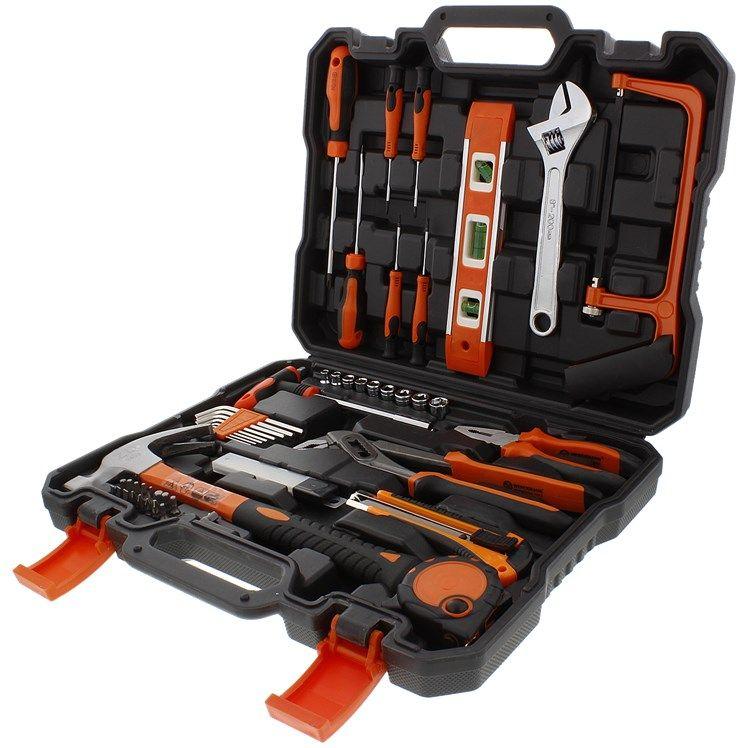 Coffre d'outils Werckmann - 50 pièces
