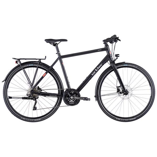 Vélo de randonnée Ortler Geneve Diamant 2020 - Noir, Tailles au choix