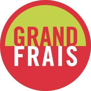 Sac shopping Grand Frais offert en magasin dès 2.50€ d'achat
