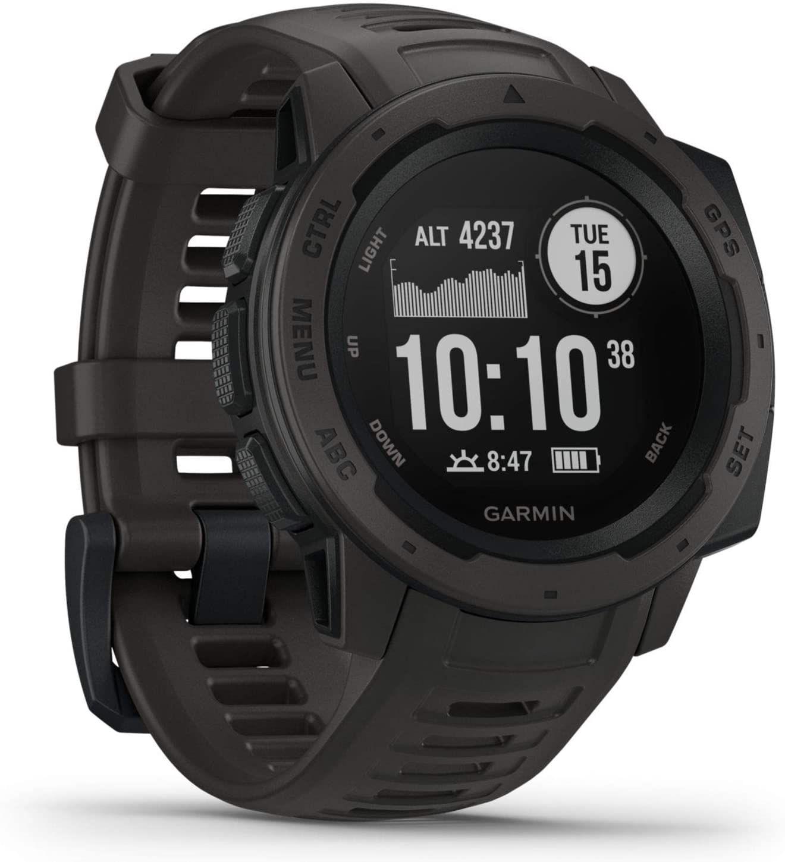 Montre connectée GPS Garmin Instinct