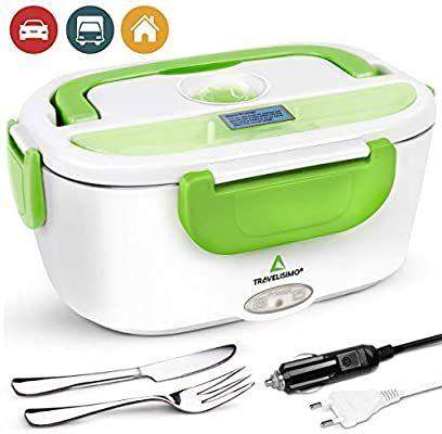 Lunch Box Chauffante Électrique Travelisimo (Vendeur Tiers)