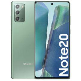 """Smartphone 6.7"""" Samsung Galaxy Note20 - 256 Go, 8Go RAM - Plusieurs coloris (+ Jusqu'à 75€ en SuperPoints - 734.99€ avec le code RAKUTEN15)"""