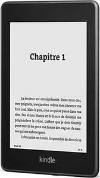 """Liseuse 6"""" eBook Amazon Kindle Paperwhite - 8Go, Noire"""