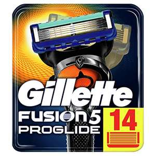 Pack de 14 recharges de lames de rasoir Gillette Fusion5 Proglide