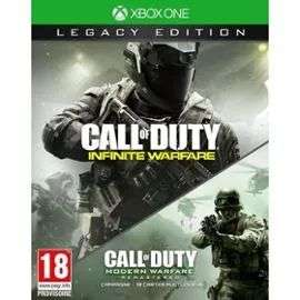 Call of Duty Infinite Warfare Edition Legacy sur Xbox One