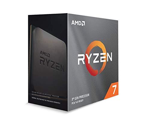 Processeur AMD Ryzen 7 3800XT - 3,9 GHz, Socket AM4