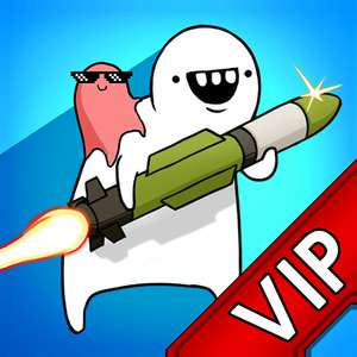 Application [VIP] Missile Dude RPG: Tap Tap Missile Gratuite sur Android