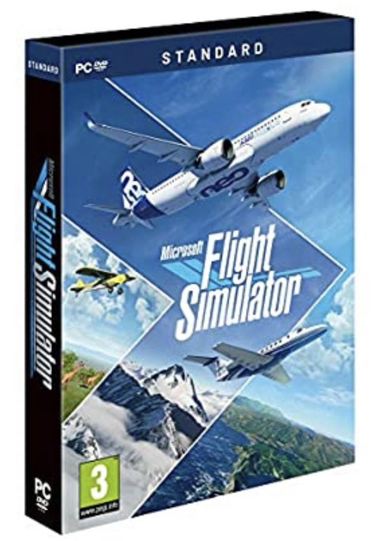 Flight Simulator - Version Standard sur PC