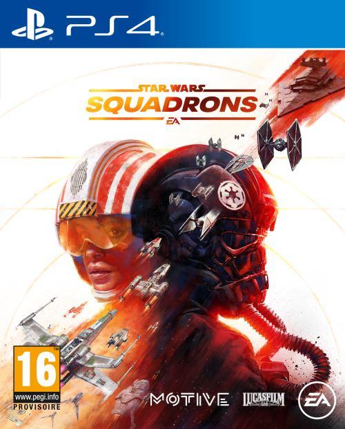 [Précommande - Adhérents] Star Wars Squadrons sur PS4, Xbox One & PC (+ 5€ en chèque Fidélité) + T-Shirt Star Wars en bonus