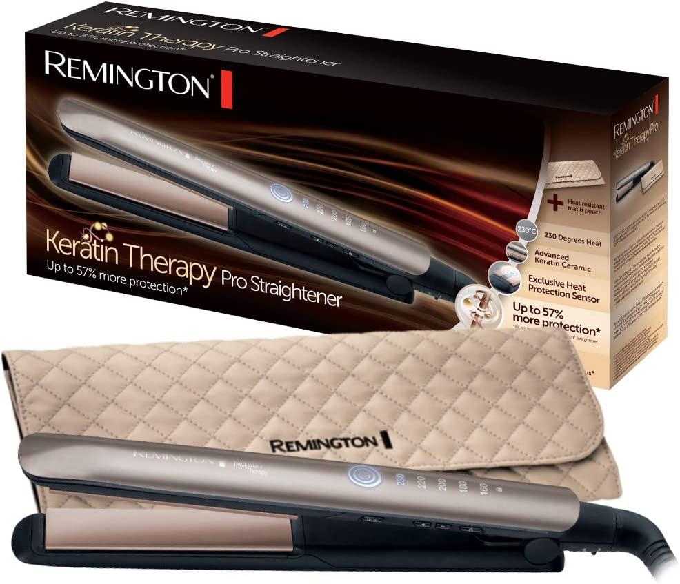 Fer à Lisser Remington Keratin Therapy Pro (S8590) - 5 Températures