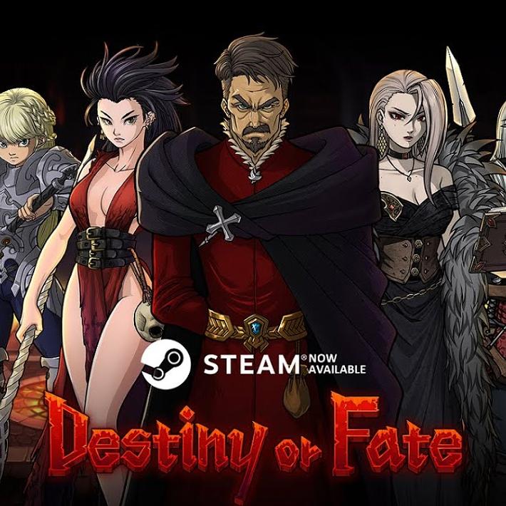 Destiny or Fate Gratuit sur PC (Dématérialisé)