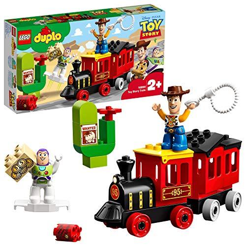 Lego Duplo 10894 - Le train de Toy Story (21 Pièces)