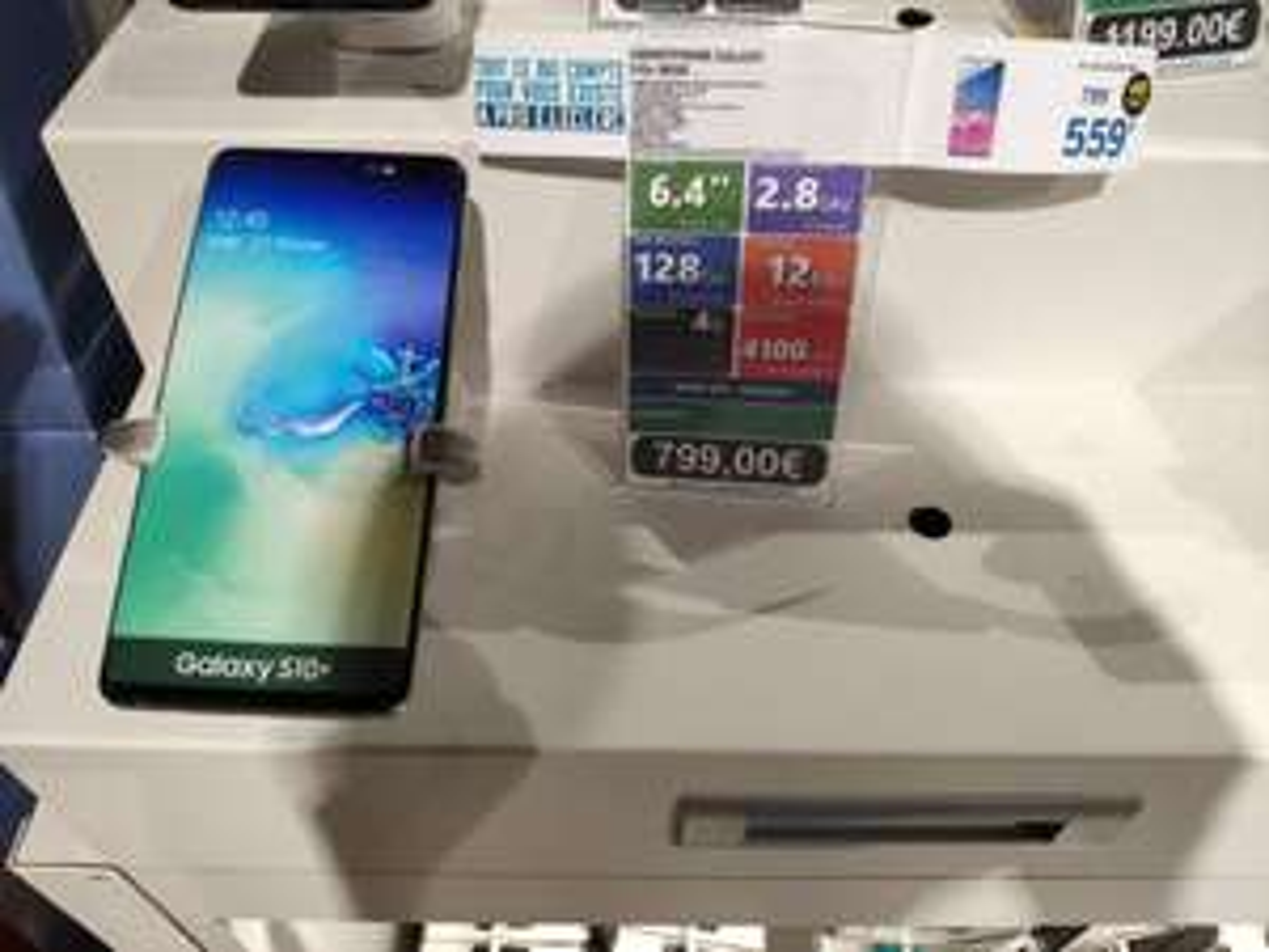 "Smartphone 6.4"" Samsung Galaxy S10+ Plus - 128 Go - Blagnac (31)"