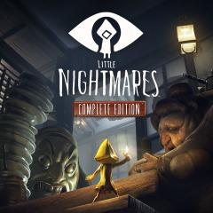 Little Nightmares Complete Edition sur PS4 (Dématérialisé)