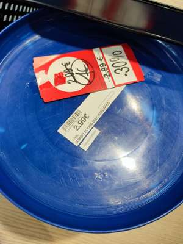 Frisbee Jumbo flying disc - République (75)