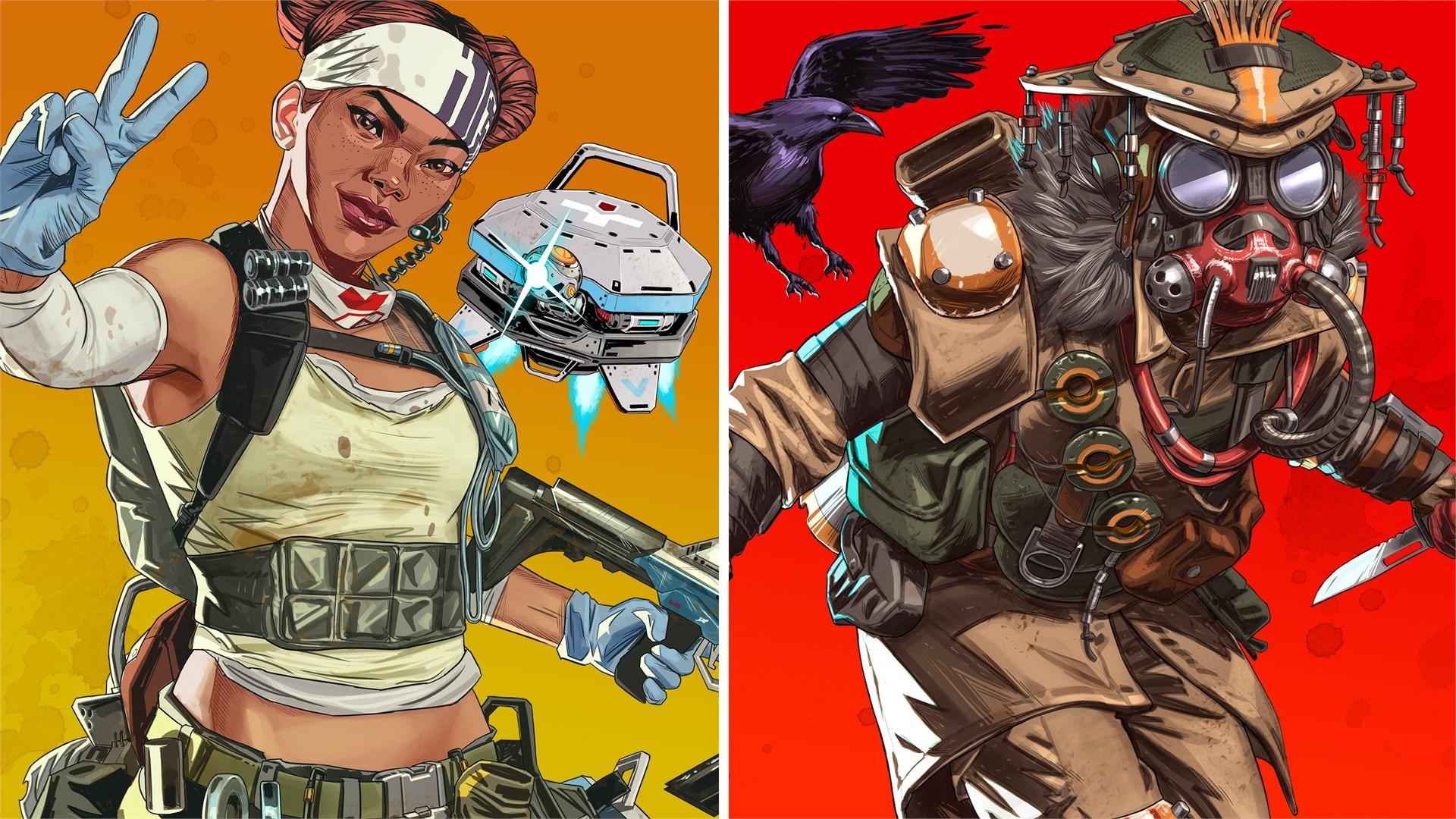 DLC Apex Legends Double pack Lifeline et Bloodhound sur PC (Dématérialisé - Origin)
