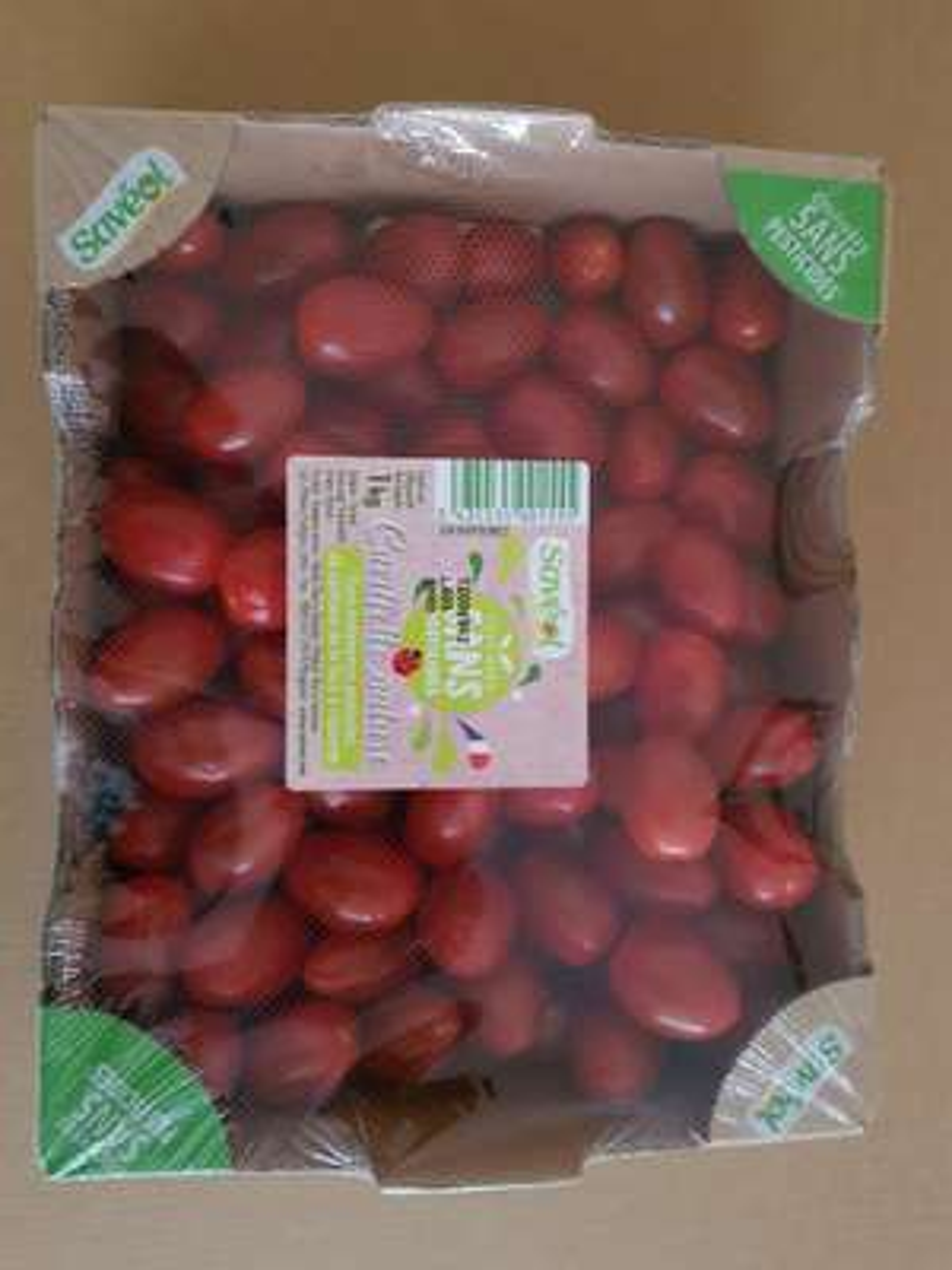 1kg de tomates cerises allongées Saveol - Lingolsheim (67)