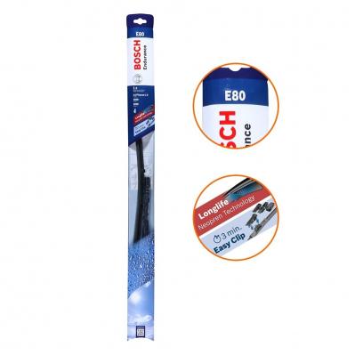 Sélection de Balais d'essuie-glace Bosch en promotion - Ex : Essuie-glaces Bosch Endurance E80